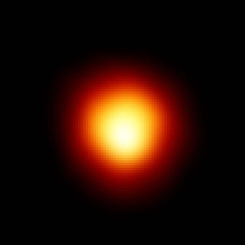 red super giant betelgeuse - photo #17