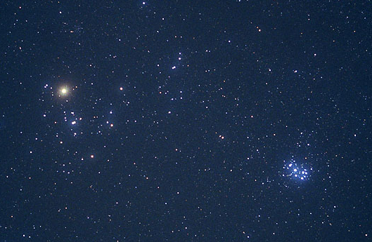 orion star cluster - photo #22