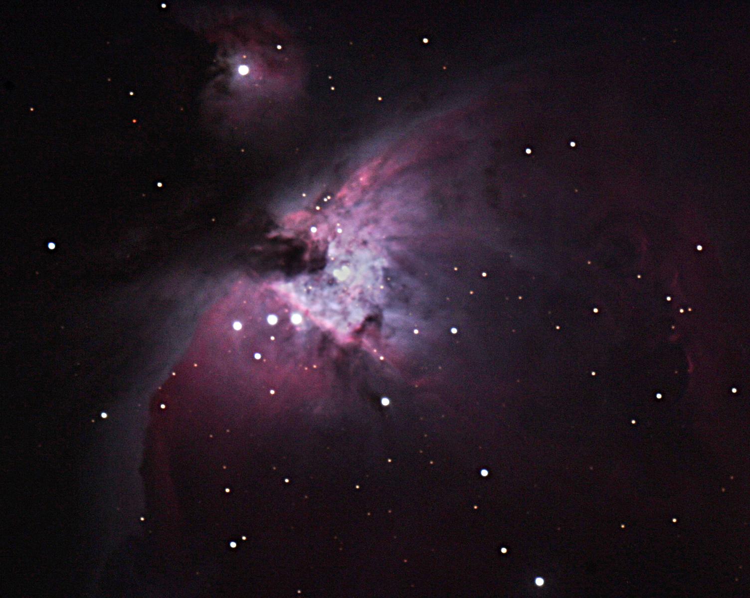 Lo que tarda en viajar la luz M42-portada